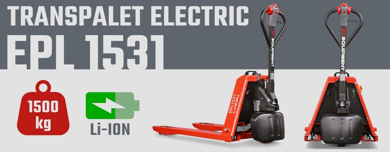 Transpalet electric EPL1531